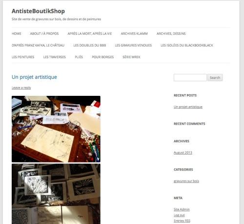 AntisteBoutikShop