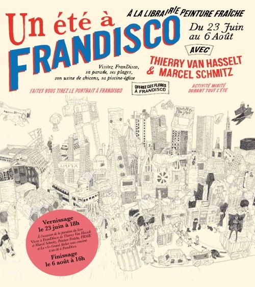 Frandisco Poster-2