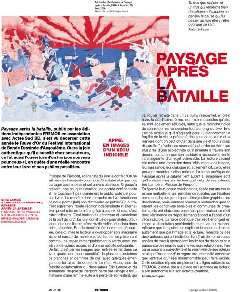 2017-07 Art Même 73- Annabelle Dupret - Paysage p.61